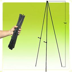 """64"""" Instant Easel Self Setting Display Portable Quick Foldin"""
