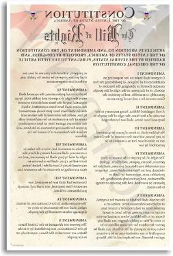 The U.S. Constitution - The Bill of Rights - US History Gove