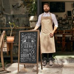 """Cafe A-Frame Chalkboard Sign Extra Large 40"""" Free Standing B"""