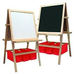 Children's Art & Activity Easel with Paper Roll