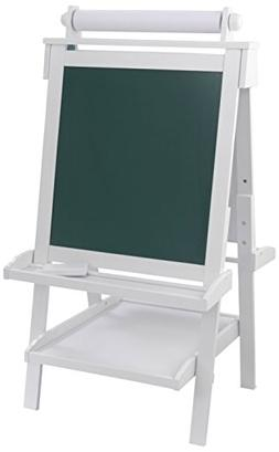 Deluxe Wood Easel, White