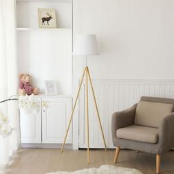 Easel Floor Lamp Family Room Office Metal Construction with
