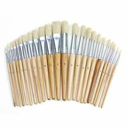 Colorations Easel Paint Brushes Assortment Value Pack Classr