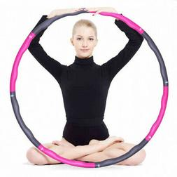 KXCFCYS Foam Fitness Exercise Hula Hoop, lose weight, make t