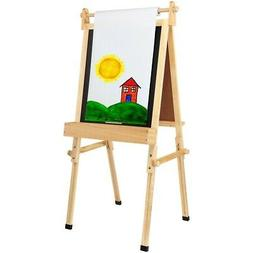 "Fundamental Children's Easel 36.5""- 51"" with Paper Roll Refi"