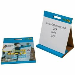 GoWrite! Dry Erase Table Top Easel Pad, 20 x 23, 4 10-Sheet