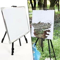 Heavy Iron Adjustable Art Artist Painting Easel Stand Tripod