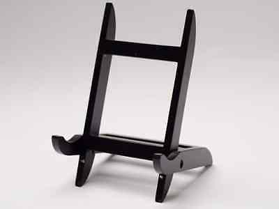 Mission Style Wood Picture Frame -  Easel Display Stand
