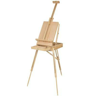 Artist Wooden French Easel Travel Drawing
