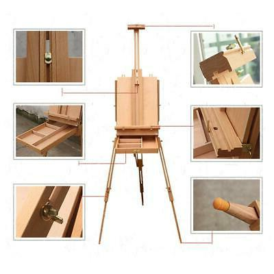 Artist Lightweight French Easel Foldable Drawing Stand