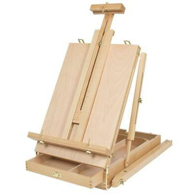 Artist Lightweight Easel Foldable Travel Drawing Box Stand