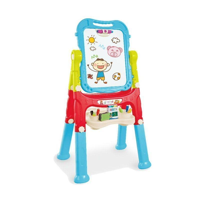 Double Sided Magnetic Drawing Board Toddlers Accessories