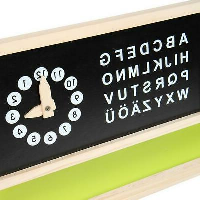 Double Art Easel Standing Writing Kids Drawing