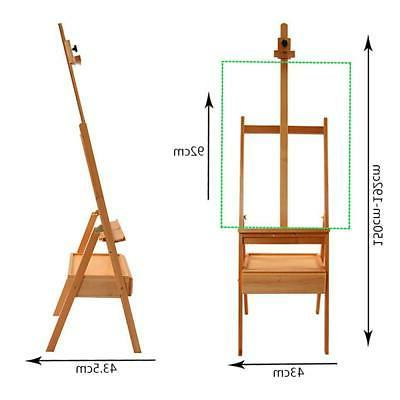 French Sketch Painters Tripod Stand Display
