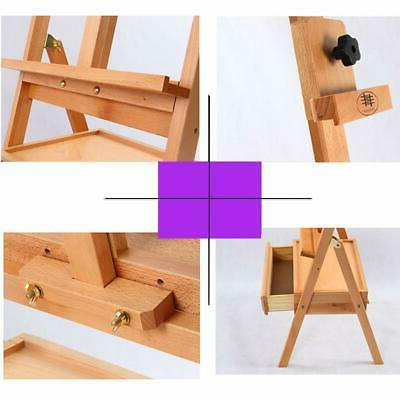 French Easel Sketch Box Painters Tripod