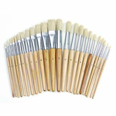 easel paint brushes assortment value pack classroom