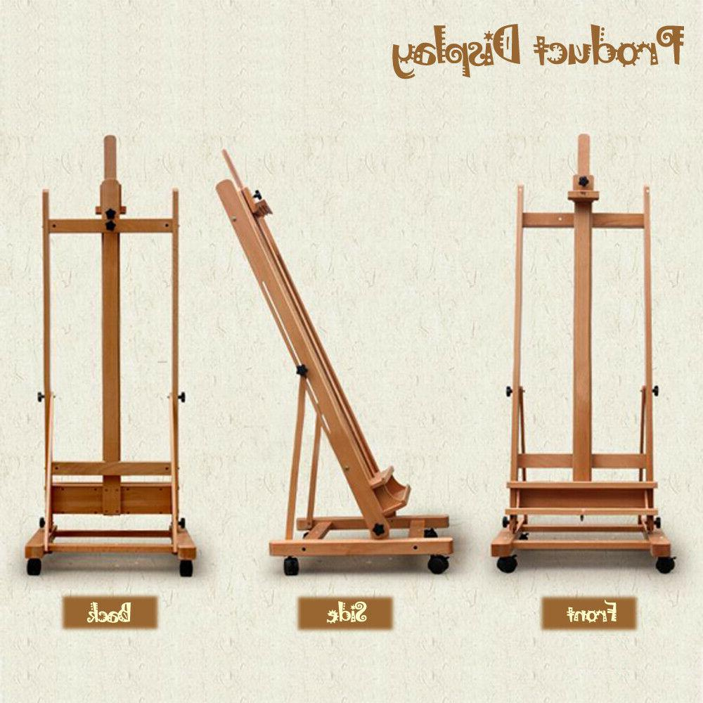 360-Degree Easel Red