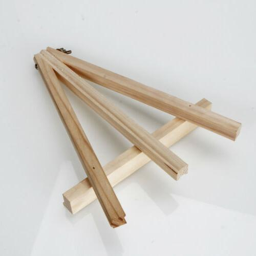 Mini Wooden Artist Easels Display Stand Art