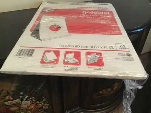 NEW! Office Easel Pad 25 Sheets 20x23 ~