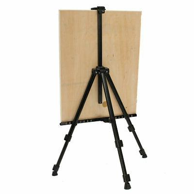 Portable Artist Folding Easel Adjustable + Carry