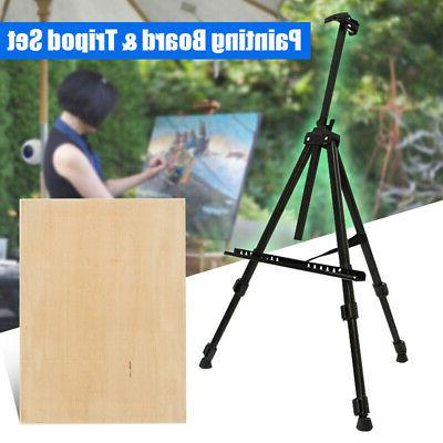 Portable Artist Easel + Carry