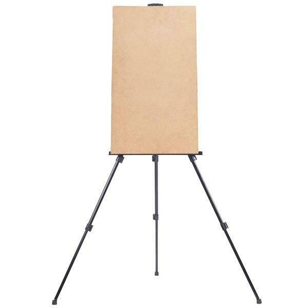 Portable Painting Easel Display Iron Craft