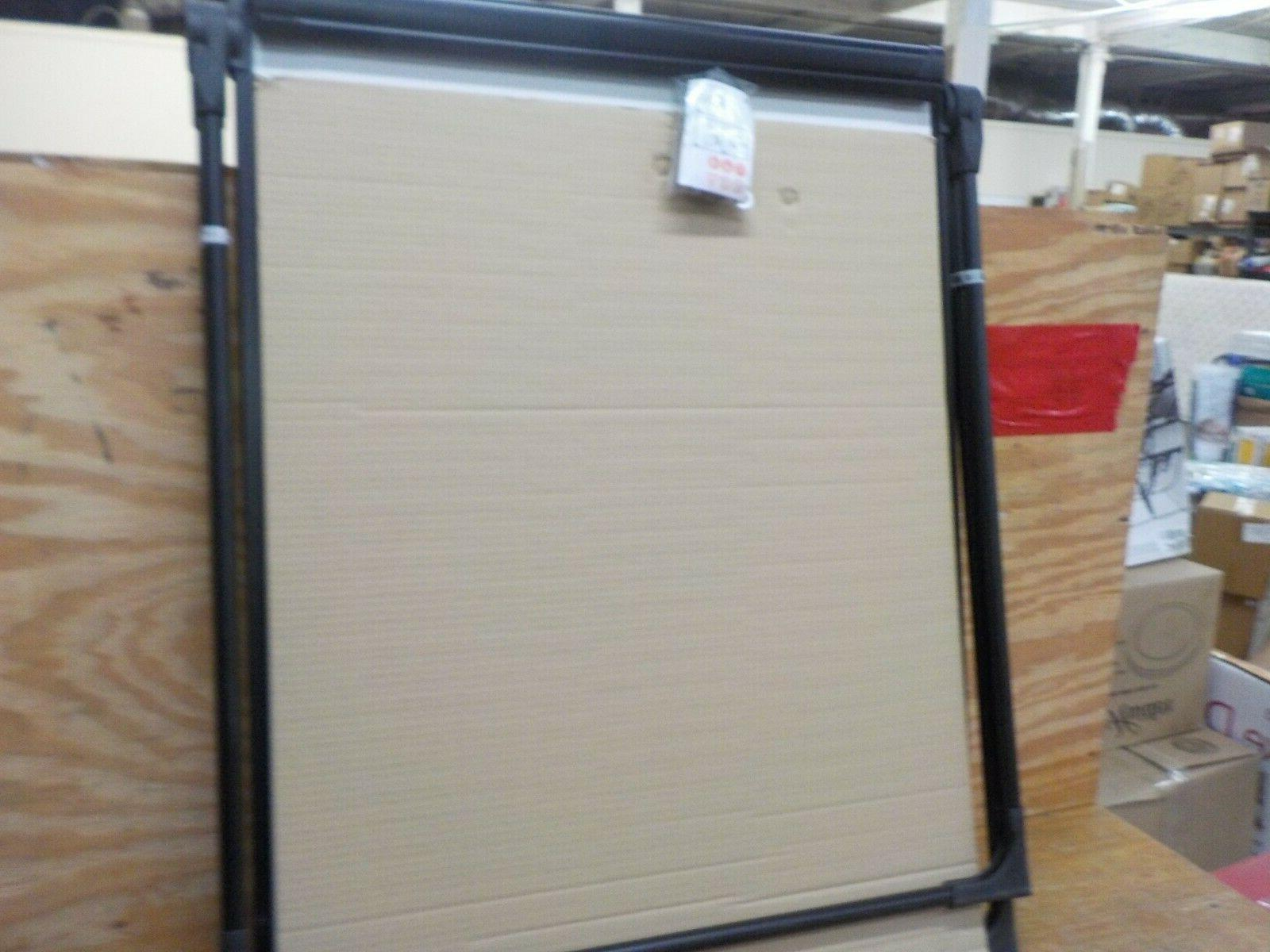 MasterVision Presentation Easel, Footbar Folds-to-a-Table Dr
