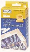 See-Thru Mounting Strips 4'' pkg of 60 Our price is for 2 un
