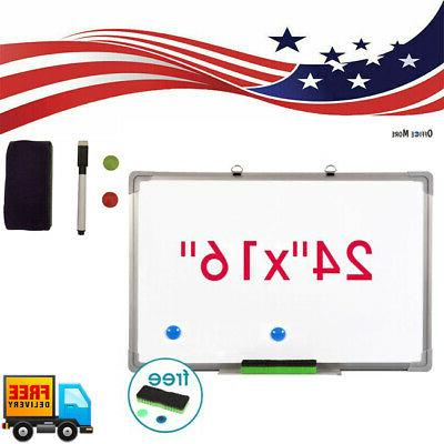 us sale single side magnetic writing white
