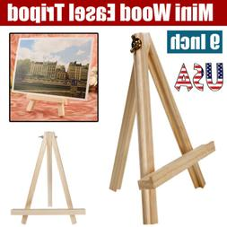 Mini Wooden Easel Wood Artist Easels Display Stand Art Paint