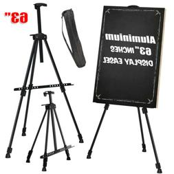 Painting Easels Aluminium Art Tripod Stand for Painting Adju
