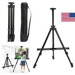 portable artist folding painting easel adjustable display