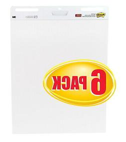 Post-It Self-Stick Easel Pad, 25 x 30 Inches, Unruled, White