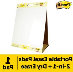 post it super sticky portable tabletop easel