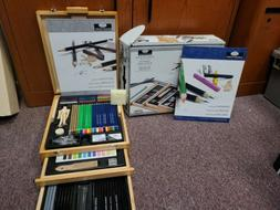 Royal & Langnickel Essentials Sketch & Draw Easel Artist Set