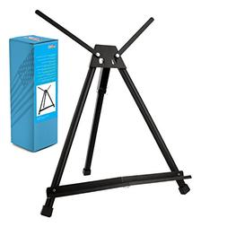 US Art Supply Table Top Aluminum Artist & Display Easel (Lar