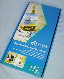 water color watercolor easel painting set